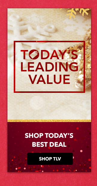 today leading Value