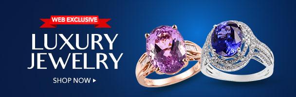 Web Exclusive Luxury Jewelry