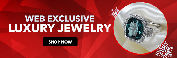 Web Exclusive Luxury Jewelry