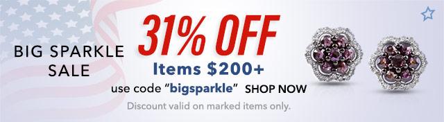 Big Sparkle Sale