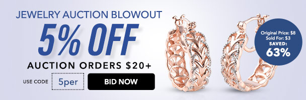 Jewelry Auction Blowout