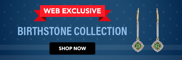 Web Exclusive Birthstone Collection