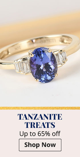 Tanzanite Treats