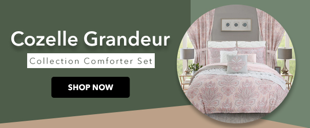Cozelle Grandeur Collection Comforter Set