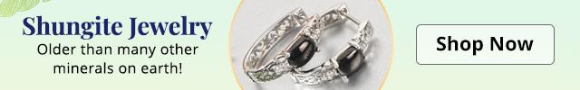 Shungite Jewelry