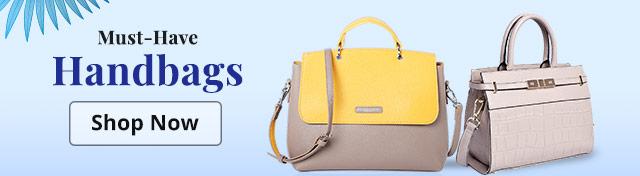 Must-Have Handbags