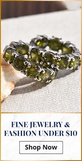 Fine Jewelry & Fashion Under $10