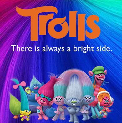 Trolls Jewelry