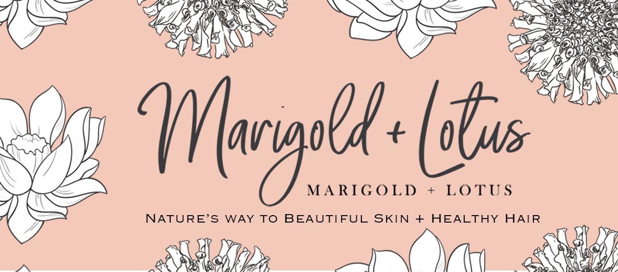 Marigold + Lotus