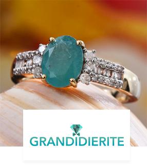 Grandidierite