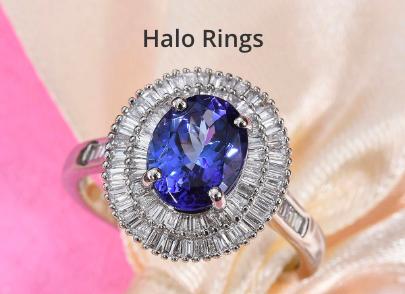 Halo Rings