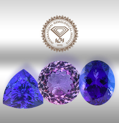 IGI Loose Gems